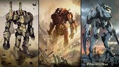 """Pacific Rim - """"Jaegers: Mech Warriors"""" Featurette"""