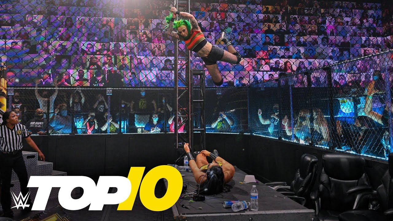 Top 10 NXT Moments: WWE Top 10, May 4, 2021