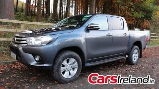 Toyota Hilux Review: 10 things you need to know  | CarsIreland.ie