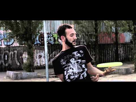 Frisbee Freestyle: Spread the Jam Project (Prenzlauer Berg Berlin feat. Mehrdad Hosseinian)