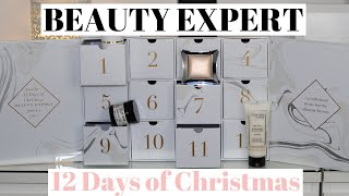 BEAUTY EXPERT 12 DAYS OF CHRISTMAS 2019 UNBOXING REVIEW