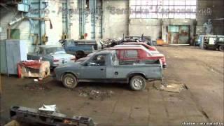 Завод Москвич. Прощание