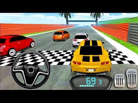 Drive For Speed: Simulator 2018 Car Driving | Unlocked: Sport Car Yellow, Red Car - Android GamePlay