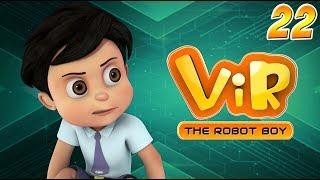 Animated Series | Vir The Robot Boy | Hindi Stories | Hindi Cartoons | Vir Vs Toy Robots | Wow Kidz
