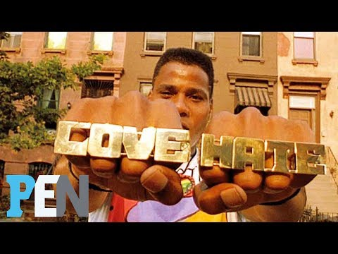 Spike Lee And Bill Nunn Recreate 'Do The Right Thing' Love And Hate Speech  Entertainment Weekly