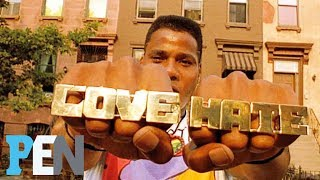 Spike Lee And Bill Nunn Recreate 'Do The Right Thing' Love And Hate Speech | Entertainment Weekly