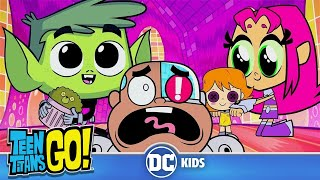 Teen Titans Go! En Español | ¿Por qué soy tan adorable? | DC Kids