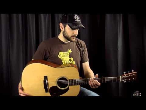 Martin 2012 D18 Review - How does it sound?