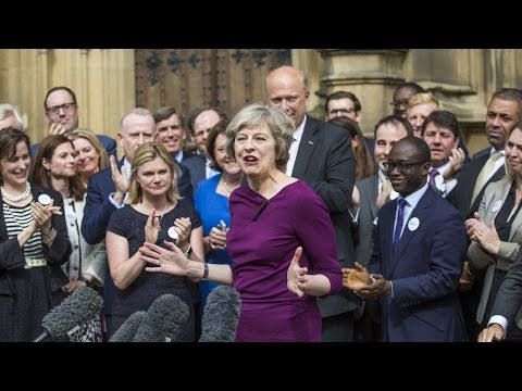 Looks Like The UK Has Its New PM (She's The Only Candidate Left)