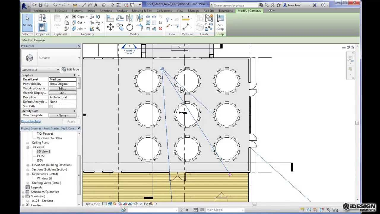 Linking DWGs in Revit, Exporting FBX for 3ds Max Design ~ Autodesk  Workflows Pt 4