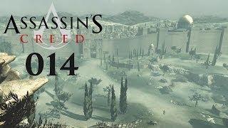 ASSASSINS CREED • Reise nach Jerusalem #014 Let´s Play Assassins Creed