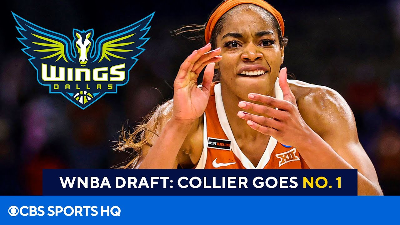 Dallas Selects Charli Collier With First Overall Pick In WNBA Draft ...