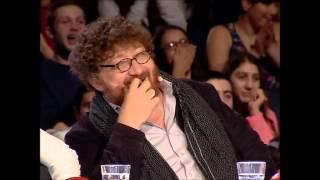 Украинский богатырь удивил Грузию в шоу - ИЩЕМ ТАЛАНТЫ