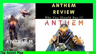 Why I Think Anthem Is Going To Be A HUGE Game This Year - Anthem Game Review