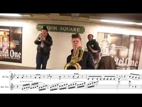 Transcription - Too Many Zooz: F.W.S.