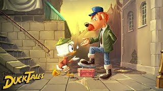 Scrooge's First Dime | DuckTales | Disney XD