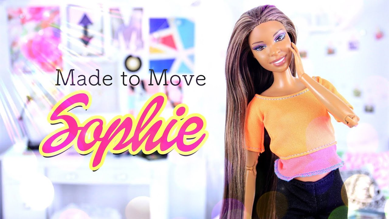 Custom Doll:  Made to Move Sophie | Plus ALL the past Sophie Dolls!