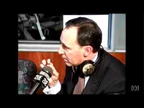 Paul Keating 2UE - 1992 on Mabo - Talk Back Radio - John Laws
