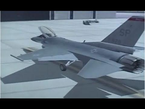 F16 FALCON 4.0+RV HQ RAMP START PART 2