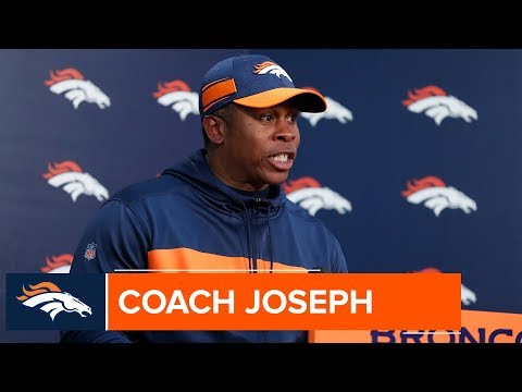 Coach Joseph explains decision to kick field goal late: 'I wanted points'