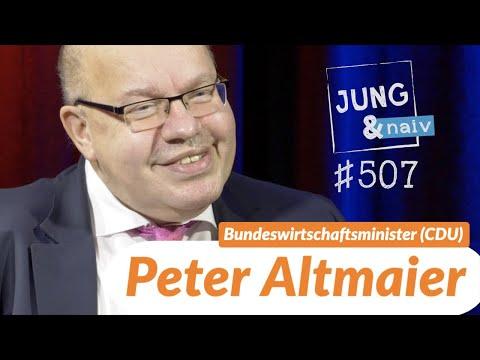 Bundeswirtschaftsminister Peter Altmaier