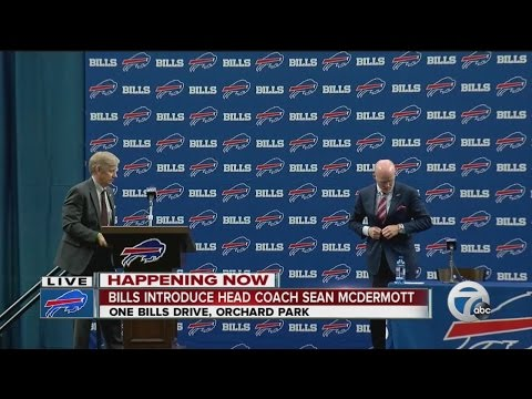 Joe and Jeff break down the Sean McDermott introductory press conference (Part 1)