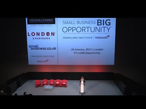 Small Business – Big Opportunity | London, United Kingdom | Travelers Institute