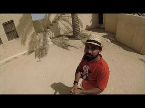 Short Trip to Dukhan Beach, Zikreet Fort, Film City & Ras Brouq