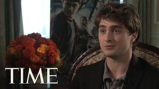 TIME Magazine Interviews: Daniel Radcliffe