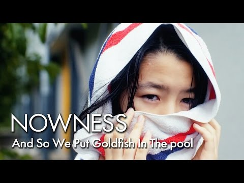 Sundance Winner: And So We Put Goldfish In The pool