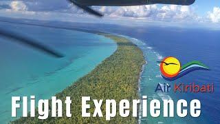 Air Kiribati: Inter-Island Flight Experience