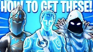 How To Get Frozen Legends Skins In Fortnite: Battle Royale!
