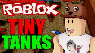 Roblox - Tiny Tanks