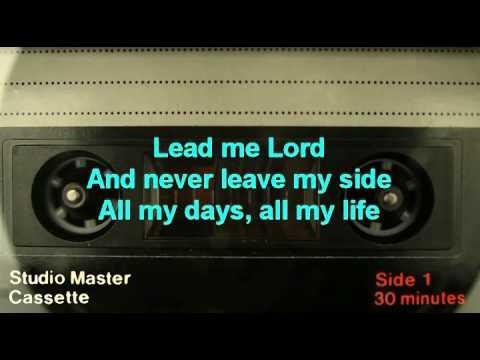 Lead Me Lord - Original Minus One - Basil Valdez version