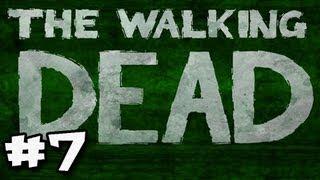 The Walking Dead Episode 3: The Long Road Ahead Walkthrough Ep.7: HELLO CHUCK