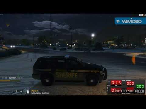 Dept. of Justice #1 - Motel Shoot out (Law Enforcement)