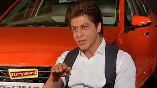 Shah Rukh Khan Interview | SRK For Hyundai | Storyboard 2017 (Part 1) | CNBC TV18
