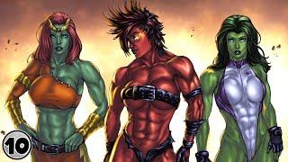 Best Shehulk Comics Storylines