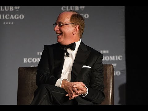 Laurence D. Fink, Founder, Chairman & CEO, BlackRock, 2/13/18
