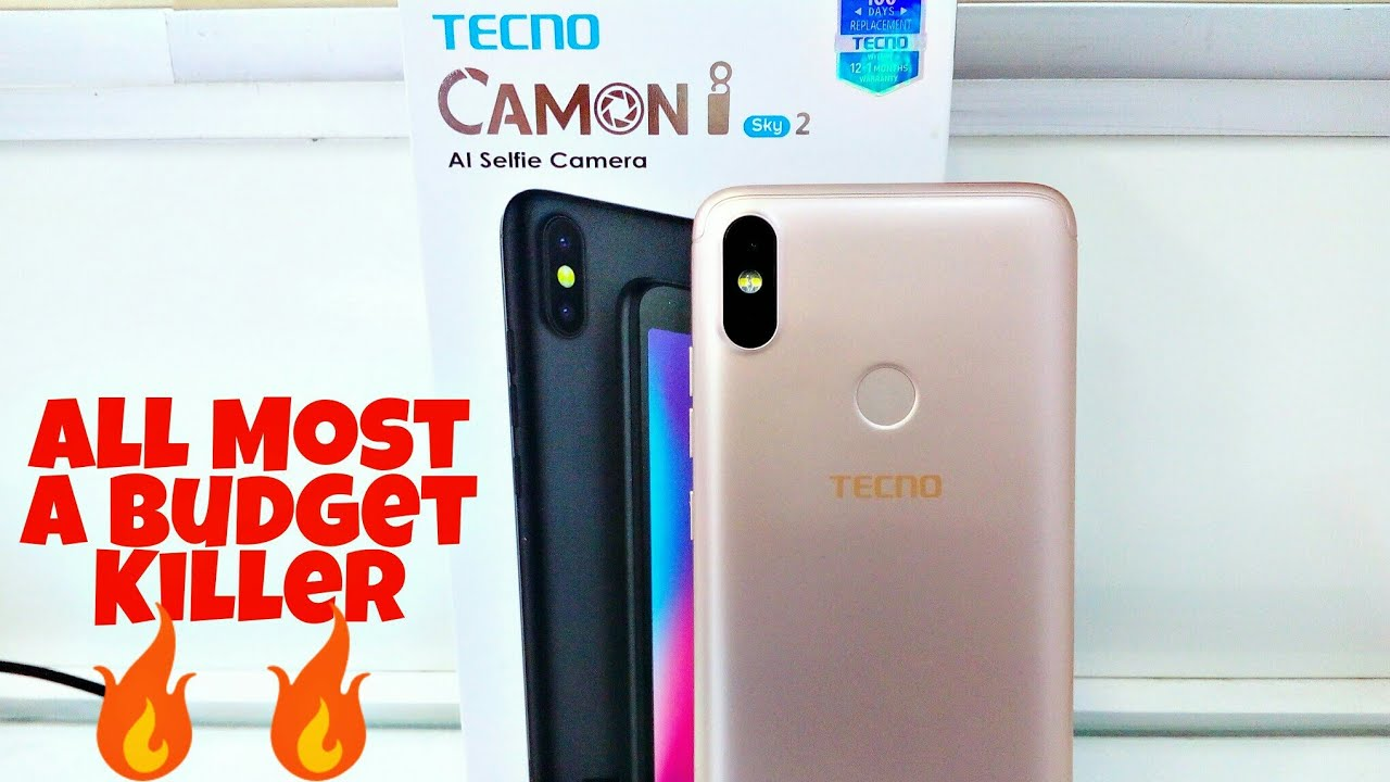 Tecno Camon i sky 2 - Bangla Review || A Complete Device