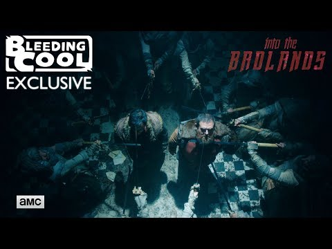 """Into the Badlands """"Blind Cannibal Assassins"""" - Bleeding Cool EXCLUSIVE Clip"""