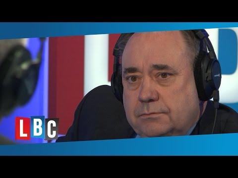 Alex Salmond Phone In: 17th February