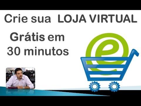 093c30cec eCommerce  Como criar uma loja virtual GRATIS - Loja Integrada - YouTube