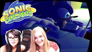 VIRTUAL REALITY DATING - My Roommate Sonic (Sonic Dreams Collection)