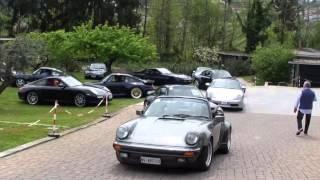 Pimania Club - Raduno Porsche sul Garda 2014