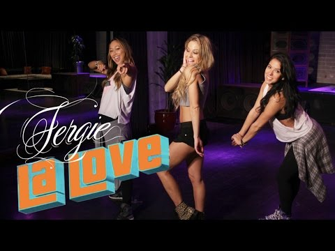 Fergie - L.A.LOVE (la la) ft. YG (Dance Tutorial)
