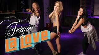 vuclip Fergie - L.A.LOVE (la la) ft. YG (Dance Tutorial)