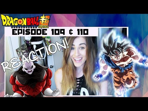 Dragon Ball Super Episode 109 110 Reaction Youtube