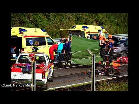 Dodelijke Crash bij Historische Grand Prix Zandvoort 2 september