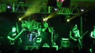 Dementia 13 - Zombie Ritual [DEATH] (live HardMetal fest 2014-Mangualde, PRT)